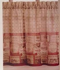 Tuscany Kitchen Curtains by Labrusca Grapes Banner Valances Animals Pinterest Valance