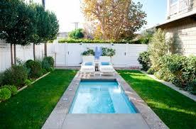 Houzz Backyards Molly Wood Garden Design En Houzz Piletas Para Jardín Pequeño