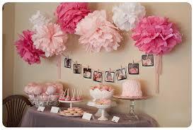 girl baby shower baby shower decor for a girl baby shower diy
