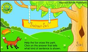 types of sentences mrs warner u0027s 4th grade classroom