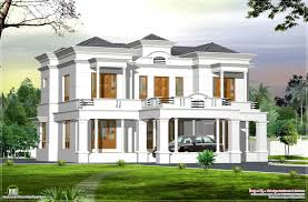 2750 sq feet 4 bedroom home elevation kerala home design