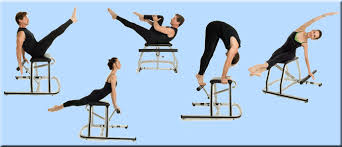 Pilates Chair Exercises The Gym Observe And Report Page 2