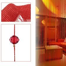 rideau fils 罌 fil voilage fen罨tre porte frange string curtain