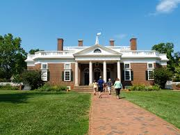 Monticello Jefferson S Home by A Tale Of Three Houses Monticello Montpelier And Mount Vernon