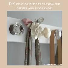 Easy Do It Yourself Home Decor Amazing Easy Diy Home Decor Ideas Old Door Knob Coat Rack Dump