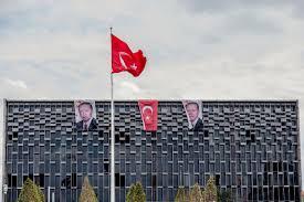 Turkey National Flag Turkey Coup President Erdogan Purges Coup Plotters Time