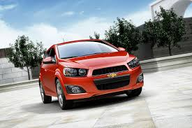 2016 chevrolet sonic overview cars com