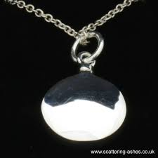 memorial jewelry for ashes ashes to jewellery silver memorial pendant