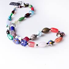 necklace from beads images Vintage vintage beads necklace from murano glass tradition jpg