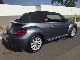 volkswagen buggy convertible 2017 new volkswagen beetle convertible 1 8t classic automatic at