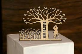 rustic monogram cake topper rustic wedding cake topper personalized wedding cake topper