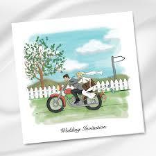 wedding invitations dublin motorcycle wedding invitation ireland weddingprint ie wedding