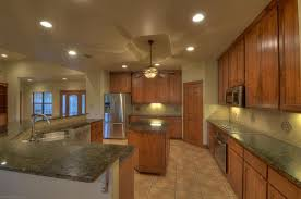 Craftsman Ceiling Fan by Craftsman Kitchen With High Ceiling U0026 Stone Tile In Burnet Tx