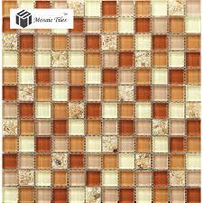 kitchen backsplash mosaic glass conch tiles glass mosaic shell inside kitchen