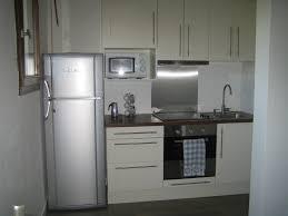 cuisine avec frigo americain
