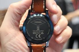 fossil q wander and q marshal hands on digital trends