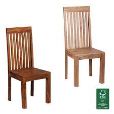 Esszimmerstuhl Jinte Finebuy Esszimmerstühle 2er Set Massiv Holz Küchen Stühle