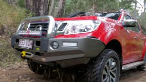 land cruiser pickup accessories tjm brendale np300 navara 4wd accessories feature youtube