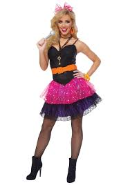 party city category halloween costumes womens accessories new cyndi lauper costume ebay