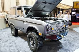 ford bronco ford bronco reviews specs u0026 prices top speed