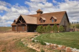 Lucky Home Lucky Dog Ranch Colorado Timberframe