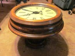 coffee table cool coffee table clock for house interior coffee