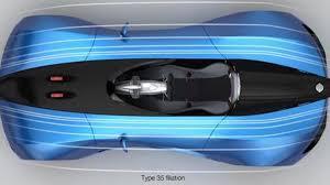 bugatti boat bugatti typezero single seater concept envisioned