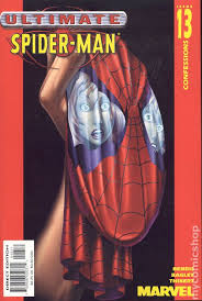 ultimate spiderman comic books issue 13