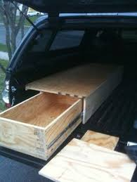 Building A Platform Bed With Storage Drawers by Top 25 Best Truck Bed Storage Ideas On Pinterest Truck Bed Box