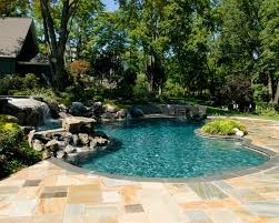 Swimming Pool Companies by 233 Best Swimming Pool And Fire Pit Designs Images On Pinterest
