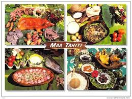 cuisine tahitienne traditionnelle repas traditionnels identite polynésienne