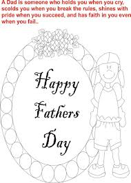 father u0027s day coloring page for kids 4