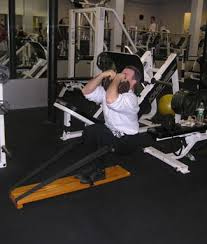Sissy Squat Bench Introducing