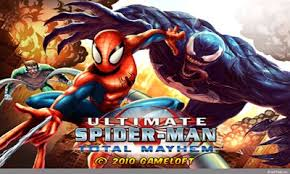 spider man total mayhem hd android apk game spider man total