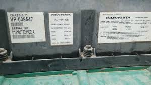 volvo penta ecu tad 734ge 1241ge 733ge etc part no 20582958 or