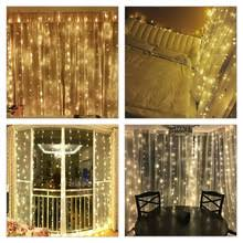 curtain lights online get cheap christmas led curtain lights aliexpress