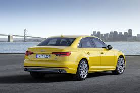 10 cool features of the all new 2017 audi a4 motor trend
