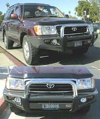 toyota land cruiser bumper arb 3913160 bar toyota land cruiser 100 series