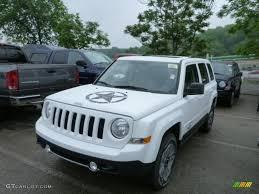 jeep patriot white 2014 bright white jeep patriot freedom edition 4x4 82098656
