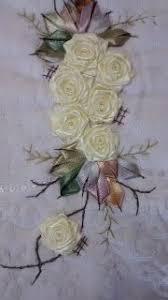 silk ribbon roses best 25 satin ribbon roses ideas on ribbon flower