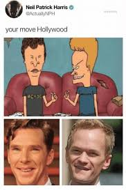 Neil Patrick Harris Meme - neil patrick harris your move hollywood neil patrick harris meme
