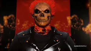 wwe 2k17 ghost rider debut ps4 youtube