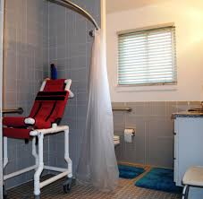 barrier free bathroom remodel accessible systems handicap shower