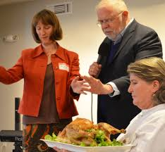community shares bountiful banquet as thanksgiving feast returns