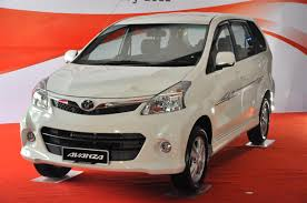 2012 new toyota avanza sport car pictures