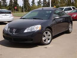 pontiac g6 for sale in edmonton alberta