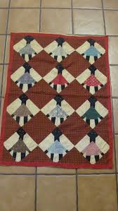 amish doll bed quilt