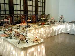 buffet table centerpiece buffet table decorating ideas how to set