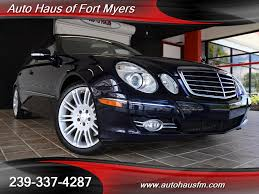 mercedes ft myers fl 2008 mercedes e350 sedan ft myers fl for sale in fort myers
