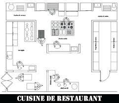 cuisine de restaurant aux normes plan cuisine 6m2 en ligne ou linacaire les meilleures restaurant